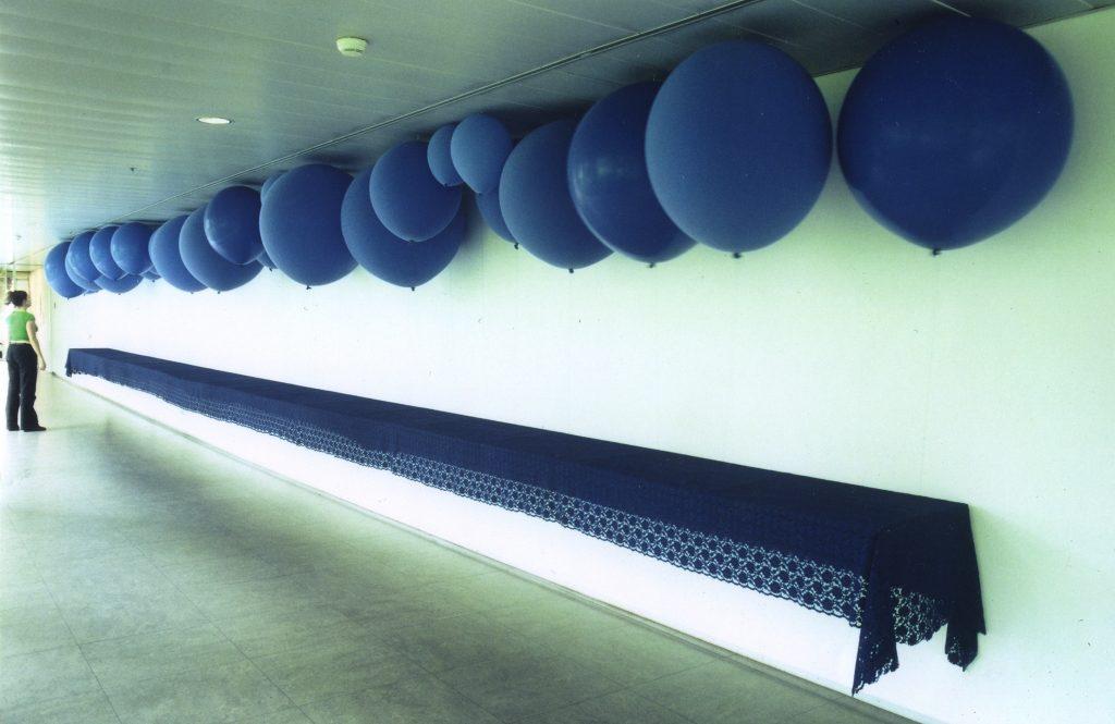 Up, up and away, Koosje Schmeddes, 2005