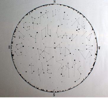 koosje schmeddes, drawing map